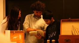 """A Torino, leggendo con i ragazzi """"Storia di una matita"""""""