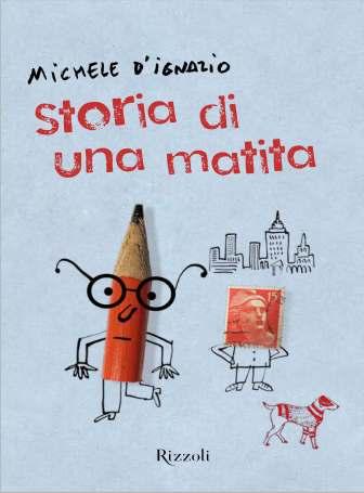 Michele D'Ignazio_Storia di una matita (copertina)