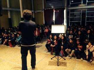 Michele D'Ignazio - Gli incontri al teatro della Città dei ragazzi