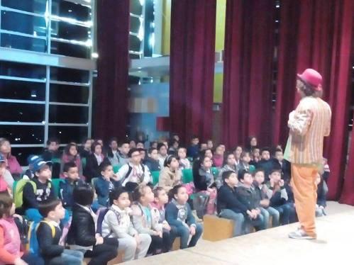 Massimiliano Maiucchi incontra le scuole dell'infanzia