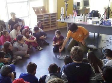 La scienza spiegata ai bambini - gli esperimenti di Andrea Vico