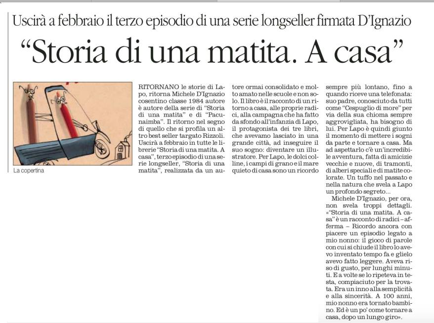 Il Quotidiano del Sud del 16_01_2018