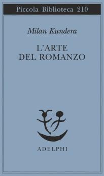 L'arte del romanzo (copertina)