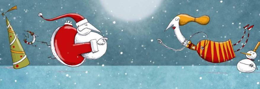 Il secondo lavoro di Babbo Natale (Michele D'Ignazio, Sergio Olivotti) 2
